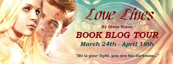 Love Lines Blog tour