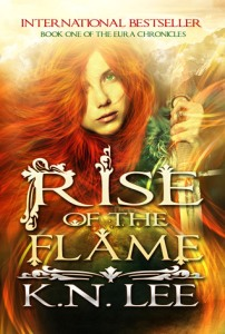 Rise of the flame by KN Lee