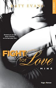 E- Fight for love, Mine