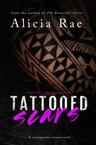 tattoed scars