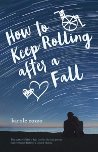 G - how to keep rolling after a fall