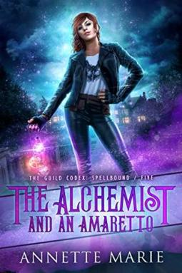 K - The alchemist and an amaretto