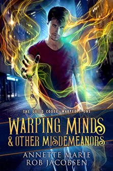 P - Warping Minds & other misdemeanors