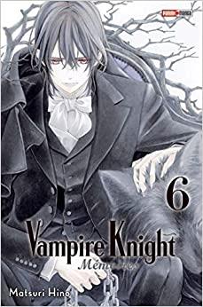 G - Vampire Knight Memoire 6