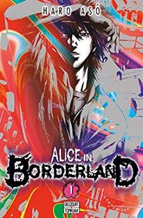 H - Alice in Borderland T1