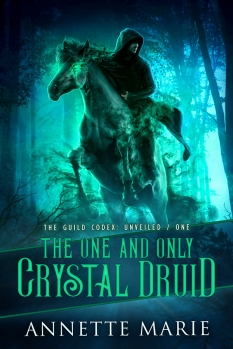 The One and Only Crystal Druid Cover